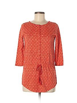 Lauren by Ralph Lauren 3/4 Sleeve Henley Size XS (Petite)