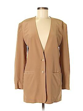 Diane Gilman Silk Blazer Size 4