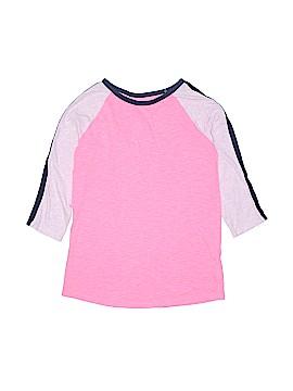 Cat & Jack 3/4 Sleeve T-Shirt Size X-Large (Youth)