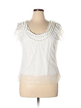 Neiman Marcus Short Sleeve Top Size XL
