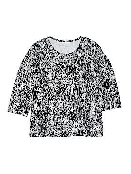 Rebecca Malone 3/4 Sleeve T-Shirt Size XL