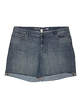 SONOMA life + style Denim Shorts Size 24 (Plus)