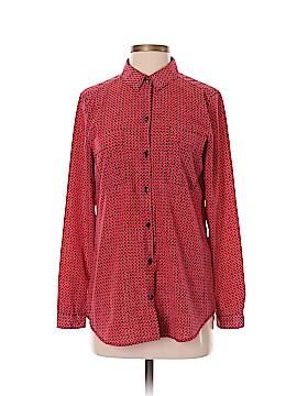 Liz Claiborne Long Sleeve Blouse Size S