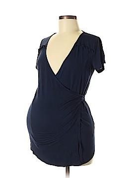 MAMA LICIOUS - Maternity Short Sleeve Top Size S (Maternity)