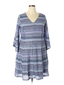 Roz & Ali Casual Dress Size 1X (Plus)