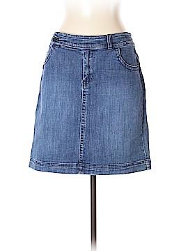 Tommy Hilfiger Denim Skirt Size 12