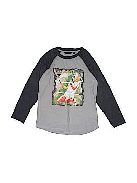 La Miniatura Long Sleeve T-Shirt Size 8
