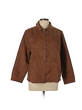 Woolrich Long Sleeve Button-Down Shirt Size XL (Petite)