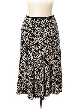 Nic + Zoe Casual Skirt Size M