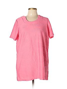 Denim 24/7 Short Sleeve Top Size 14 - 16