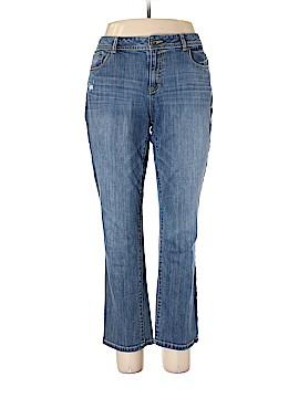Apt. 9 Jeans Size 18 (Plus)