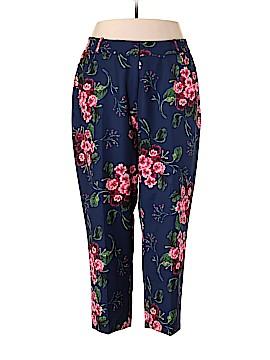 ELOQUII Casual Pants Size 22 (Plus)