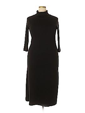 Joan Vass Casual Dress Size 6 (1)