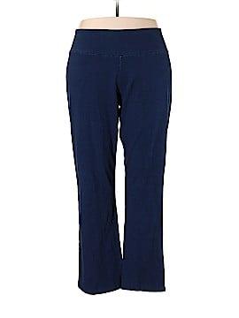 Kim Rogers Casual Pants Size 3X (Plus)