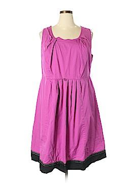 Fashion Bug Casual Dress Size 24 (Plus)