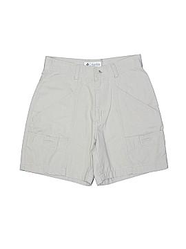 Columbia Cargo Shorts Size 4