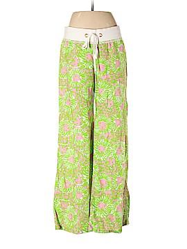 Lilly Pulitzer Linen Pants Size M