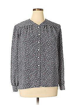 Doncaster Long Sleeve Blouse Size 12