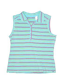 Liz Claiborne Golf Sleeveless Polo Size L