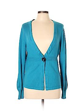 Etcetera Silk Cardigan Size XL