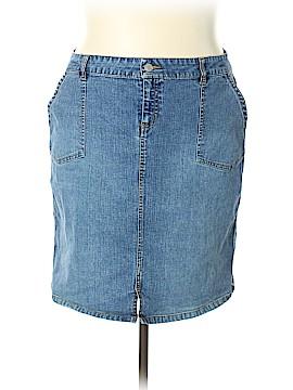Mwah Jeans Denim Skirt Size 20 (Plus)