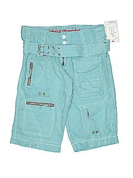 Pete & Greta Cargo Shorts Size 0