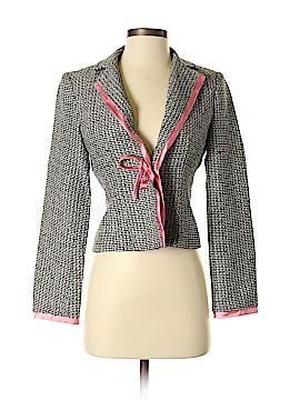Symmetry Silk Blazer Size 2