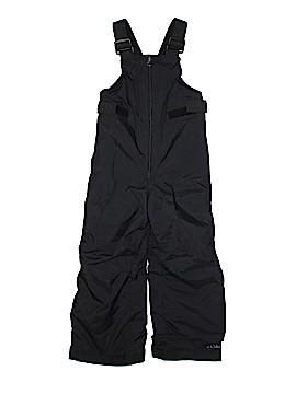 Columbia Snow Pants With Bib Size 4 - 5