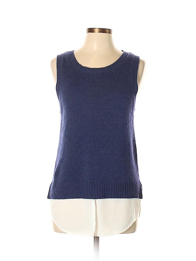 Brochu Walker Women Wool Pullover Sweater Size M