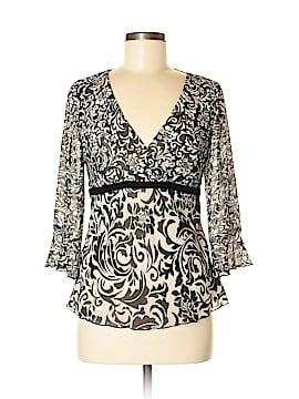 Nine & Co. Long Sleeve Blouse Size 8