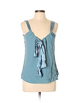 Chaiken Sleeveless Silk Top Size 12