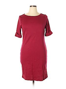 Karen Scott Sport Casual Dress Size L