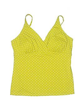 Garnet Hill Swimsuit Top Size 16