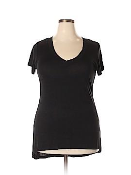 Splash Short Sleeve T-Shirt Size 3X (Plus)