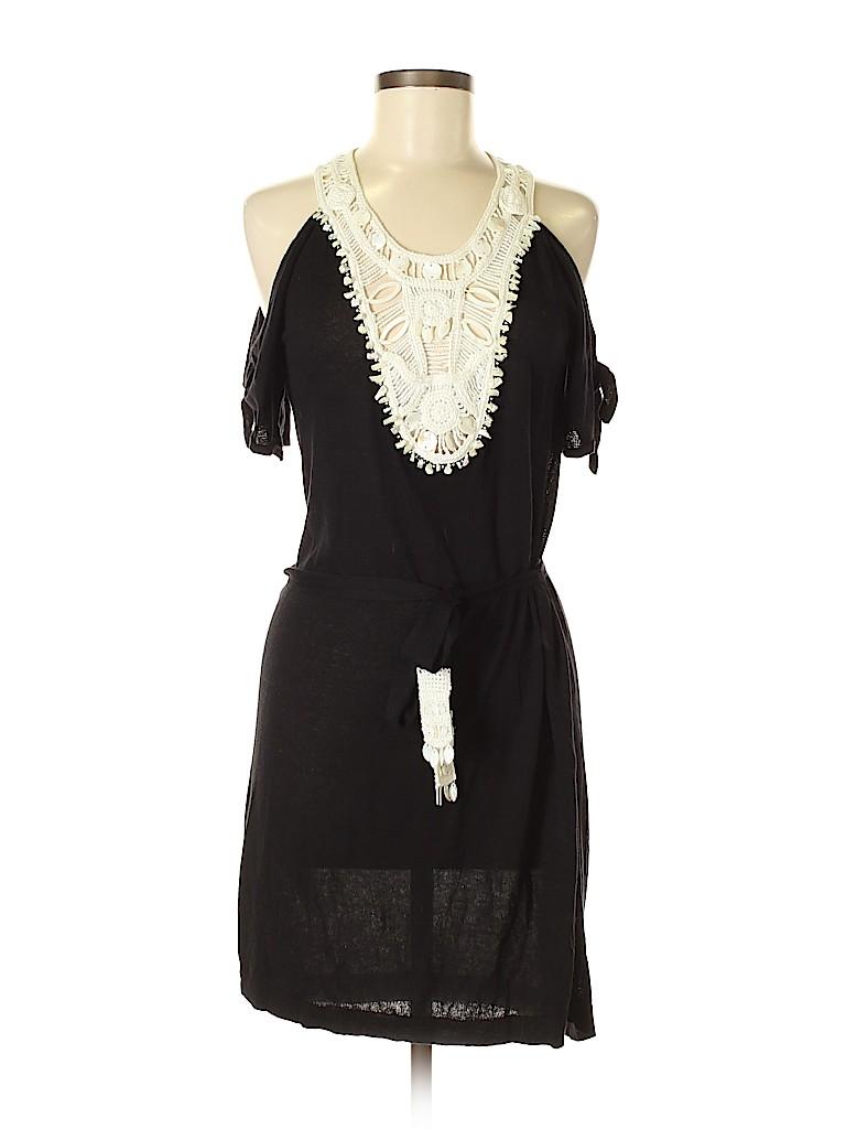 61ea5a4ebfc4 Nanette Lepore Lace Black Casual Dress Size S - 84% off | thredUP