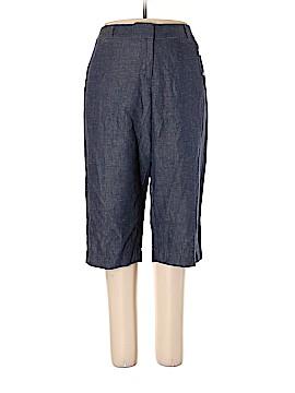 Dalia Collection Linen Pants Size 14