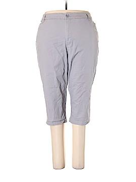 Croft & Barrow Khakis Size 24 (Plus)