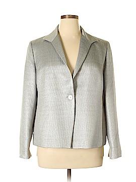 Jones New York Collection Blazer Size 14 (Plus)