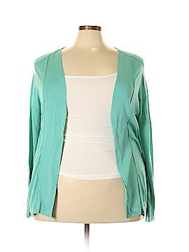Carlisle Silk Cardigan Size XXL
