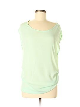 American Dream Short Sleeve Blouse Size M