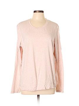 Moda International Long Sleeve T-Shirt Size XL
