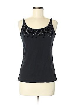 New York & Company Sleeveless T-Shirt Size M