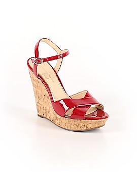 Jessica Simpson Wedges Size 8