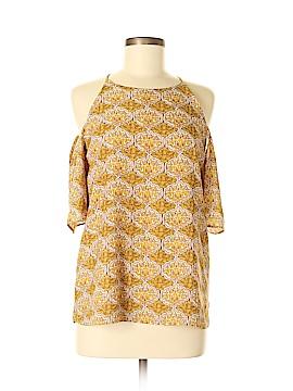 Adrienne Vittadini Short Sleeve Blouse Size M