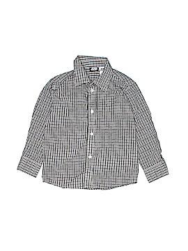 Star Wars Long Sleeve Button-Down Shirt Size 5
