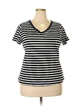 Bobbie Brooks Short Sleeve T-Shirt Size 2X (Plus)