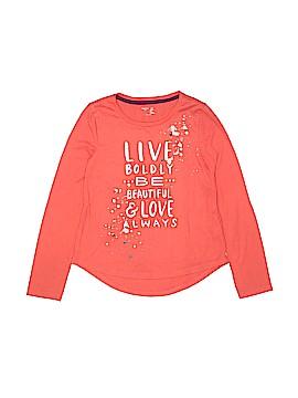 Gap Kids Outlet Long Sleeve T-Shirt Size M (Kids)