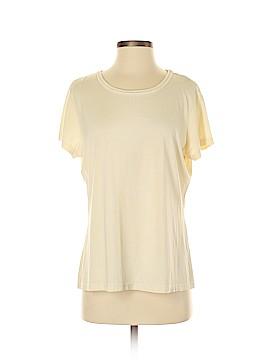 J. McLaughlin Short Sleeve T-Shirt Size L