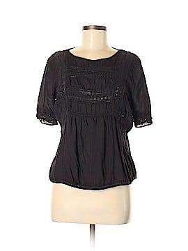 Amuse Society Short Sleeve Blouse Size M
