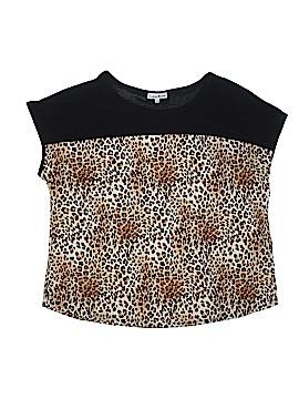 Carol Rose Short Sleeve Blouse Size 3X (Plus)